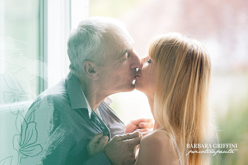 Differenza di età in amore